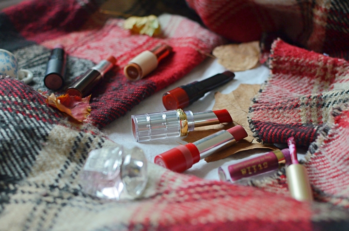 Week In Lipstick Oct 3