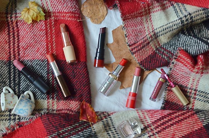 Week In Lipsticks Oct 1