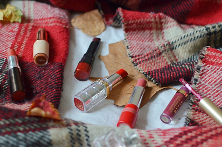 Week In Lipsticks Oct 4