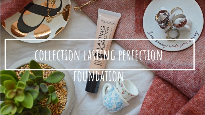 New | Collection Lasting Perfection Weightless Foundation