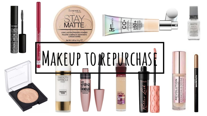 Makeup To Repurchase