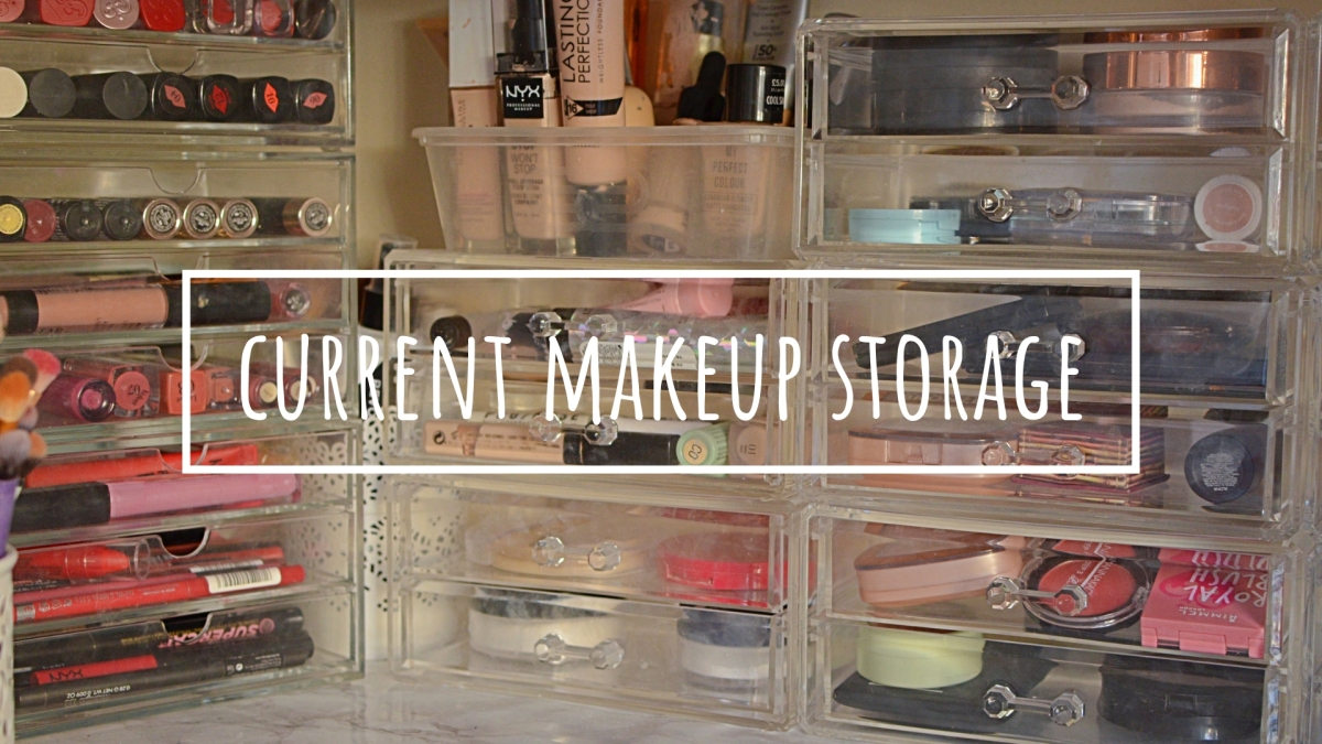 Makeup Collection & Storage | Declutter Series