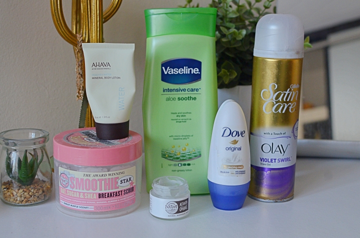Oct Empties 2
