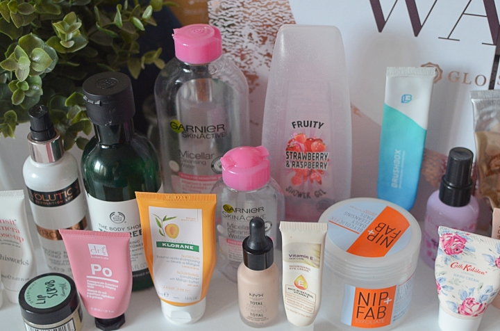 Empties Nov 4