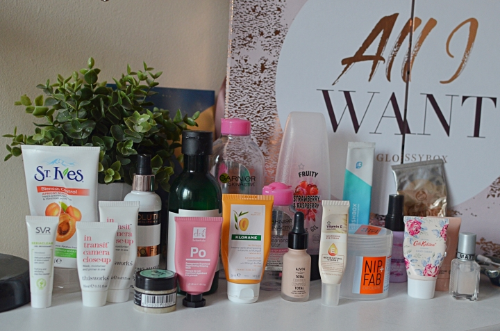 Empties Nov