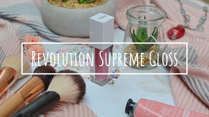 New | Revolution Supreme Gloss Pigment