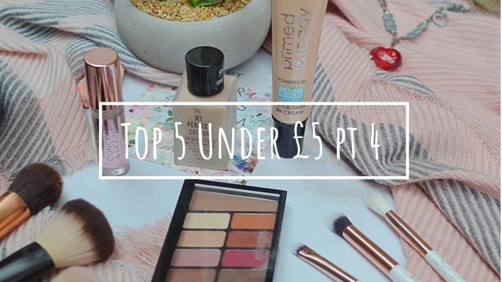 Top 5 Under £5 Part4