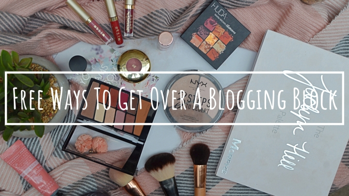 5 (Free) Ways To Get Over A Blogging Block