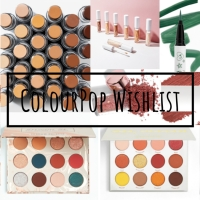ColourPop Wishlist | 48 Hour Free Shipping & Customs to UK?!
