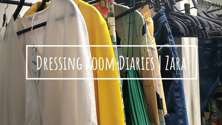Dressing Room Diaries #1 |Zara