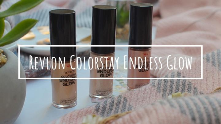 New | Revlon Colorstay EndlessGlow