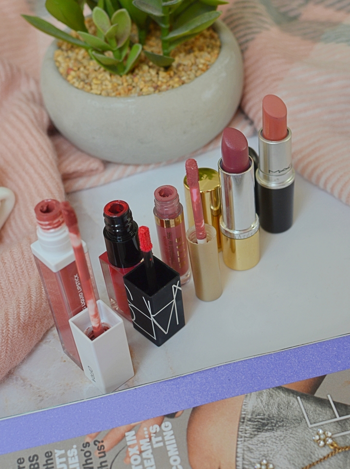 5 High End Lipsticks 1