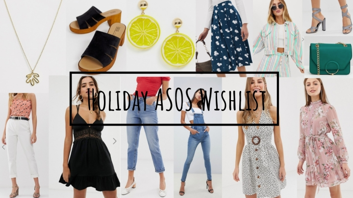 Holiday ASOS Wishlist