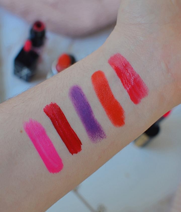Bold Lipsticks 3