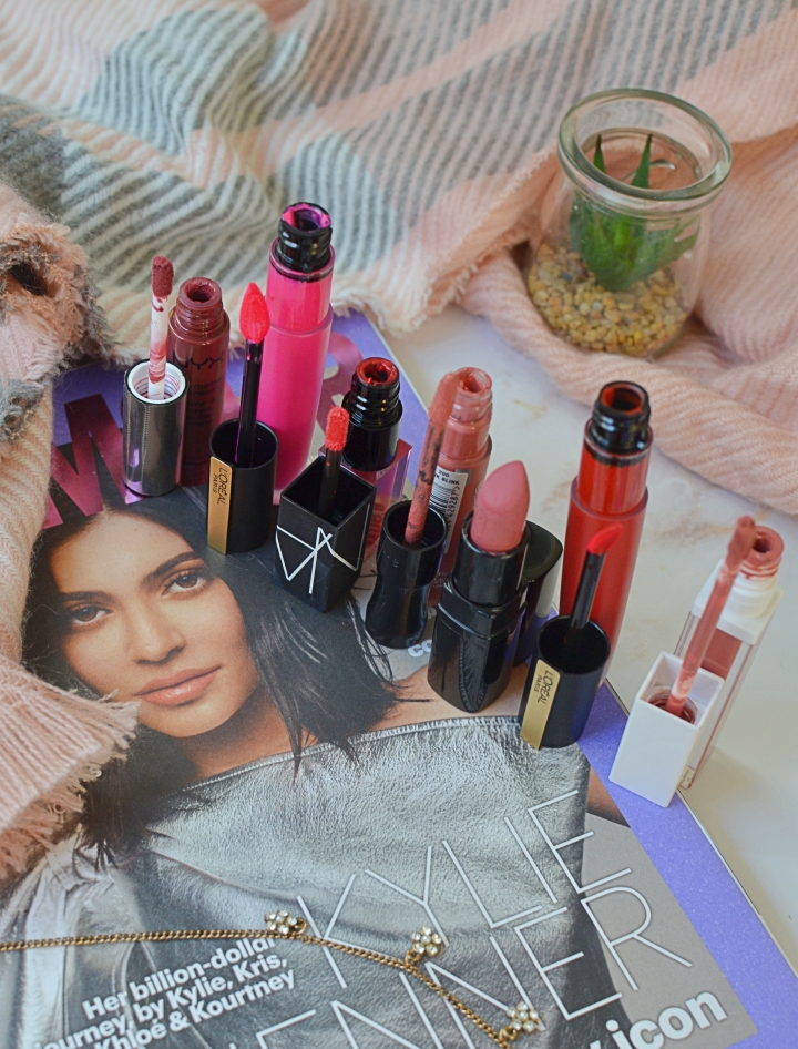Lipsticks of the Month March 2