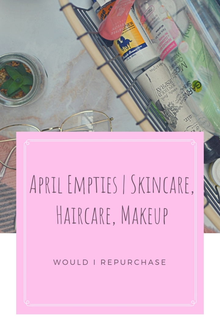 april empties x
