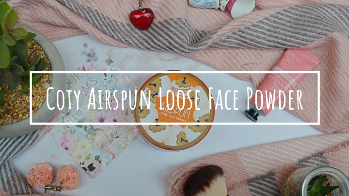 Worth The Hype? Coty Airspun Loose FacePowder