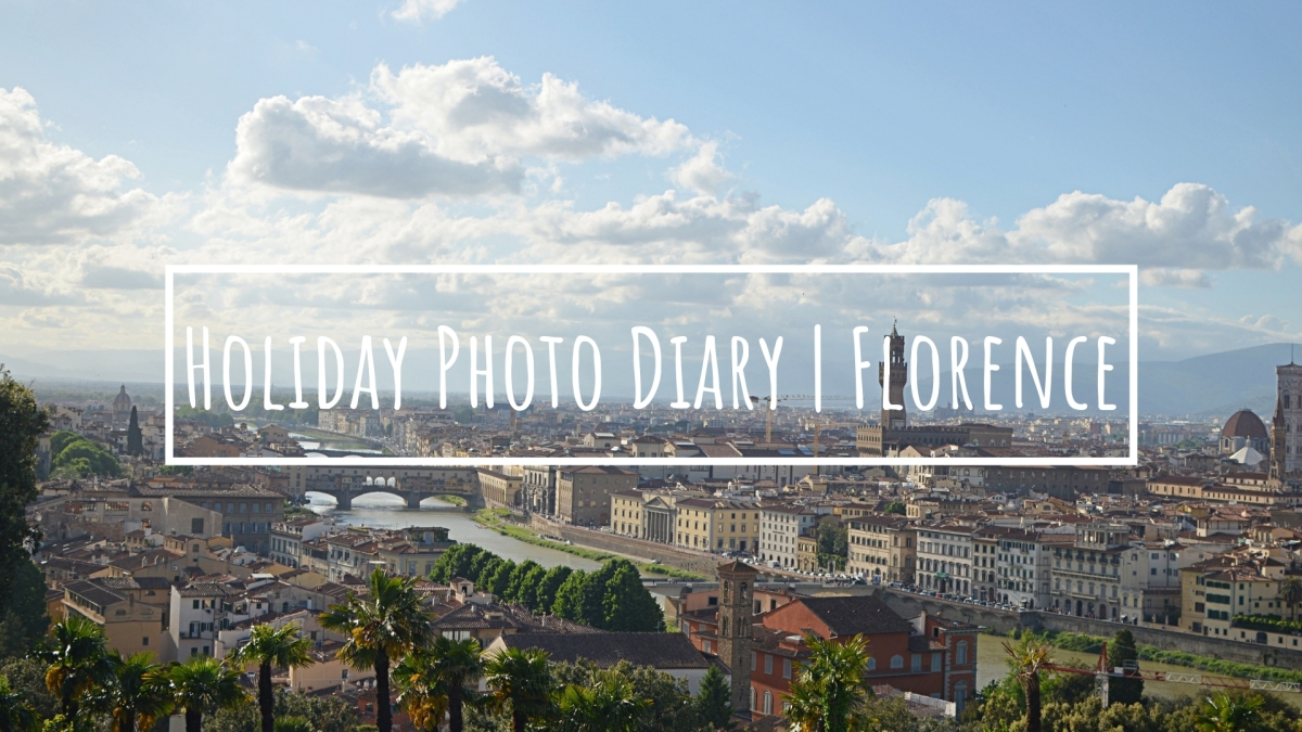 Holiday Photo Diary | The Snaps From Florence