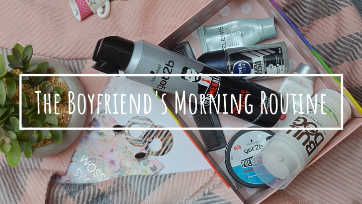 The Boyfriend's Morning Routine | Pt. 2