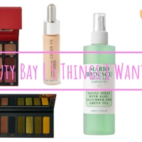 Beauty Bay |5 Things I Want RN