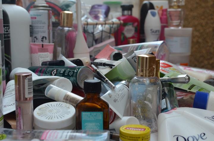 2019 Makeup Skincare Haircare Empties 2
