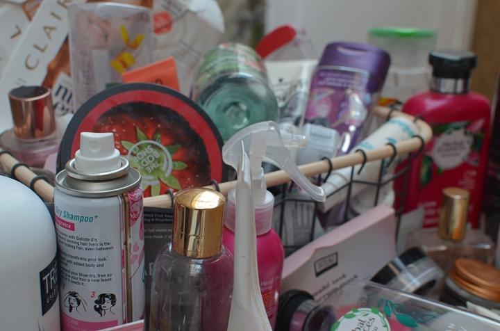 2019 Makeup Skincare Haircare Empties 3
