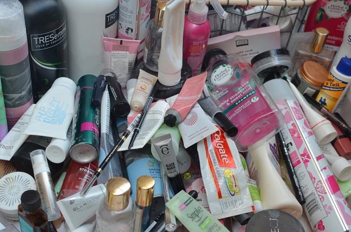 2019 Makeup Skincare Haircare Empties 5