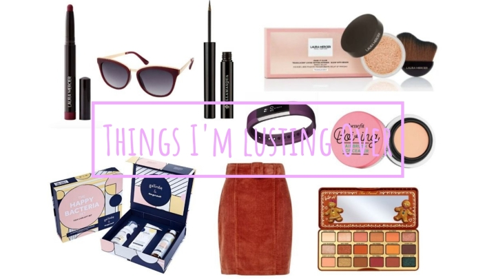 Things I'm Lusting Over | JanuarySales