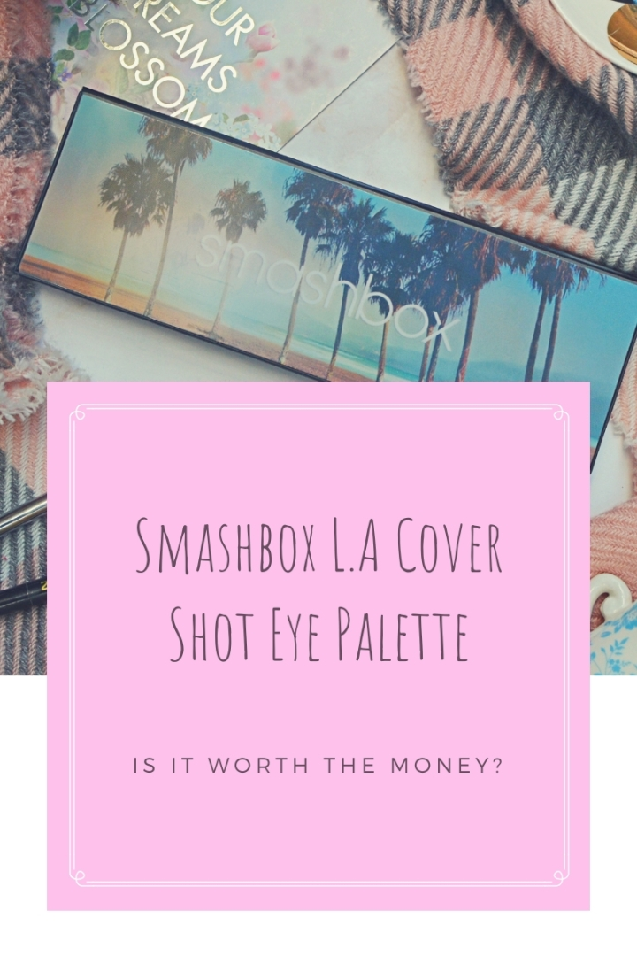 Smashbox L.A Cover Shot Eye Palette Top Image
