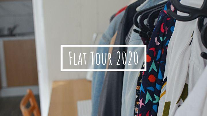 Flat Tour 2020 | Where I CallHome