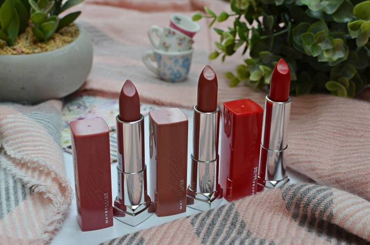 Maybelline Lipsticks 1