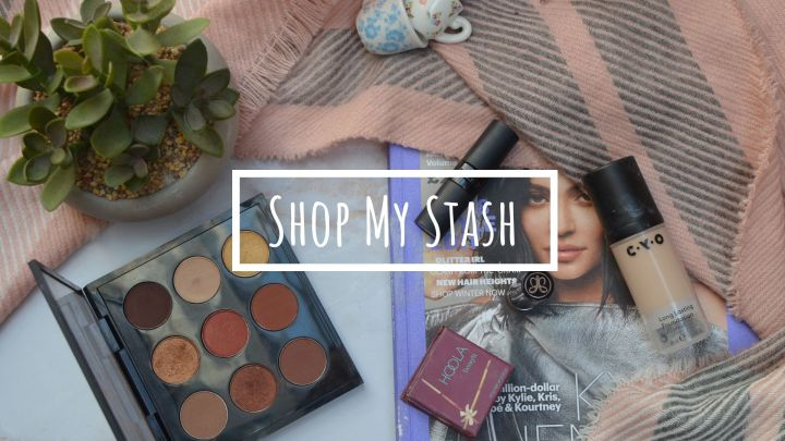 Shop My Stash | Digging Out Old Makeup